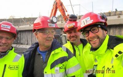 Öppen dag söndag 29. maj för nya E16 i Sandvika!