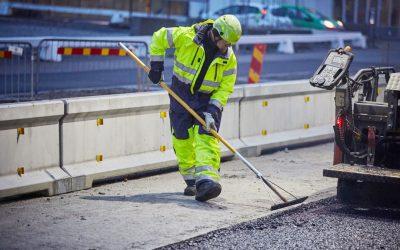 I år skal ingen bli skadet ved veiarbeid