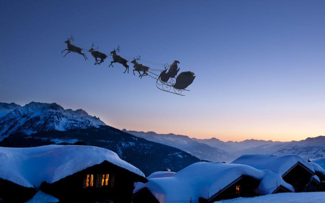 NCCs ekspert:– Julenissen bør kunne lande på norske hustak