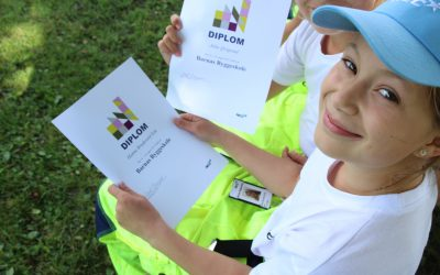 Suksess for Barnas Byggeskole
