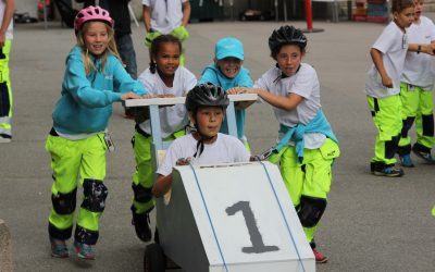 Film fra årets Barnas Byggeskole i Oslo er her!