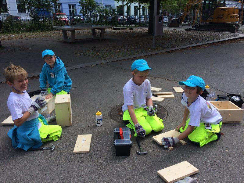 Vålerenga skole er en veldig bra skole å ha byggeskole på!