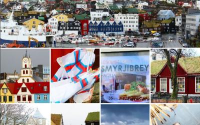 Lukten av sprengstoff på Færøyene
