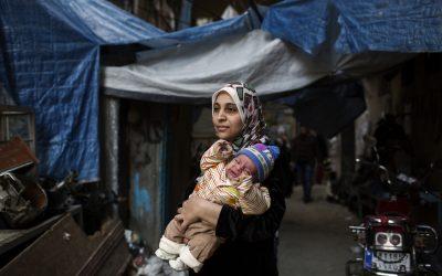 NCCs juledonasjon sikrer helsearbeidet i flyktningleiren Shatila