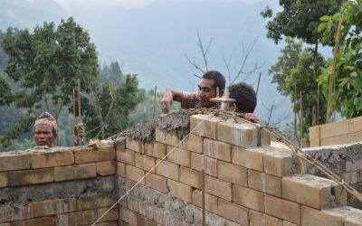 Ingeniører Uten Grenser gjenoppbygger Nepal