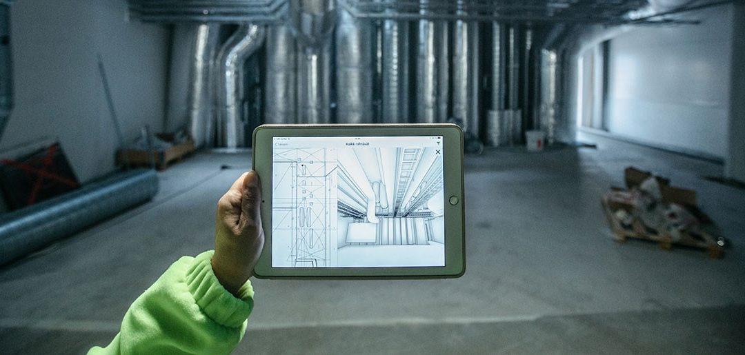 En ny virkelighet med digitale verktøy