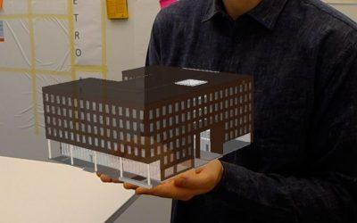 Nybrottsarbeid innen VR i byggeprosjekter